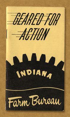 Indiana Farm Bureau. Geared for Action.