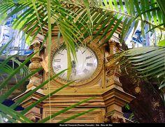 Reloj Antiguo. Museo del Transporte (Caracas-Venezuela)