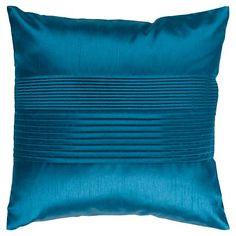 Pleated Toss Pillow