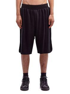 Damir Doma Men's Oversized Elasticated Turna Cotton Shorts