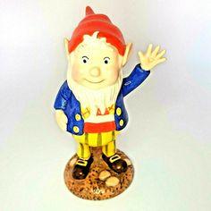 Big Ears Noddy, Egg Coddler, Enid Blyton, Rose Vase, China Porcelain, Ronald Mcdonald, Miniatures, Ebay, Fictional Characters