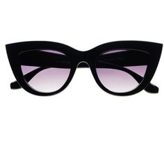 Designer Fashion Celebrity Retro Cat Eye Sunglasses C1270 (€9,31) ❤ liked on Polyvore featuring accessories, eyewear, sunglasses, glasses, fillers, retro eyewear, vintage eyewear, retro style sunglasses, vintage cateye glasses and vintage glasses