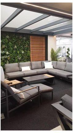 Outdoor Sofa Sets, Outdoor Garden Furniture, Outdoor Decor, Outdoor Pergola, Metal Pergola, Backyard Pergola, Black Pergola, Pergola Carport, Backyard Shade