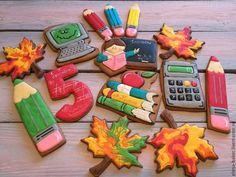 Кулинарные сувениры ручной работы. Ярмарка Мастеров - ручная работа. Купить Школьные принадлежности. Handmade. Разноцветный, карандаш, съедобные игрушки