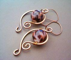 awesome Wire Jewelry : Photo