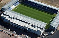 Weston Homes Community Stadium - Colchester United FC - Colchester, England