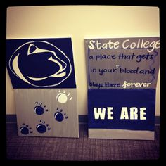 3237a4c70315f Penn State Art for the Bash Office  amp   Sydney Palmer State Canvas