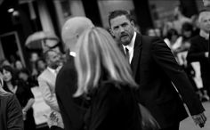 Tom Hardy at the Legend World Premiere at Odeon Leicester Square, London, 03/09/15