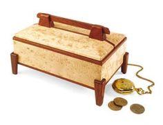 Da lembrança do plano de madeira Box, Presentes e Decorações caixas e cestas