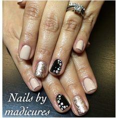Instagram media by madicures - A little #polkadotmani for @pandella37 tonight ❤️ Thanks for coming!!! #polkadots #nails #notd #nailart #naildesign #madicure #manicure #nailporn #nailswag #nailartaddicts #nailartoohlala #nailpolish #nailartclub