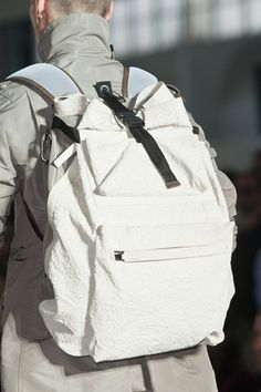 Bagpack from Lanvin Canvas Backpack 6dfb9297178f2