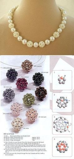 Perlenstickerei # The Effective Pictures We Offer You About DIY Necklace homemade A quality picture Jewelry Making Tutorials, Beading Tutorials, Beading Ideas, Seed Bead Tutorials, Beading Patterns Free, Free Pattern, Harry Potter Schmuck, Beaded Earrings, Beaded Bracelets