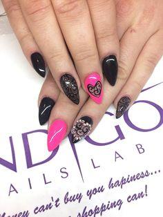 by Emilia Maria Indigo Nails Lab - Find more Inspiration at www.indigo-nails.com #Nail #Nailsart #Mani #Nails #Polish