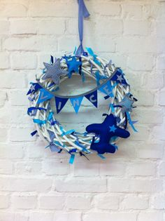 Baby Gifts, Baby Boy, Diy Projects, Baby Shower, Wreaths, Baby Newborn, Grandkids, Children, Blog