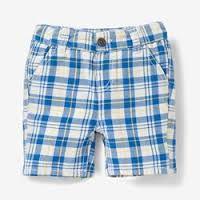 Checked Bermuda Shorts with Turn-Ups and Adjustable Waist Short Niña, Sweet Dreams Baby, Chor, Toddler Outfits, Kenzo, Patterned Shorts, Bermuda Shorts, Baby Boy, Trousers