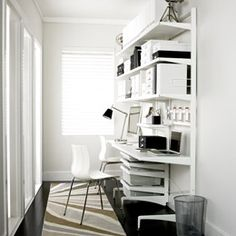 1000 images about elfa on pinterest the container container store and elfa closet - Container store home office ...