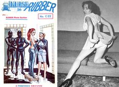Nurse in Rubber -  Selbee Associates - 1963