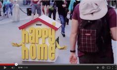 Mi preparo per un viaggio verso casa nuova con @eni :-) Tentar non nuoce! Guardate il video #happyhomeeni#ad