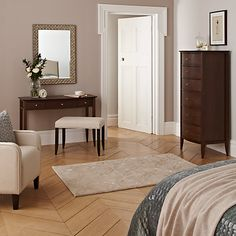 Bedroom Furniture John Lewis buy john lewis marni mirror, silver, 168 x 76cm online at
