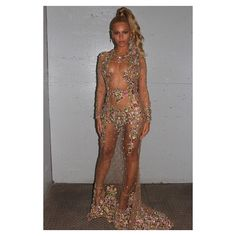 Met Gala 2015. Beyoncé Updated Her Instagram Account 05.05.2015