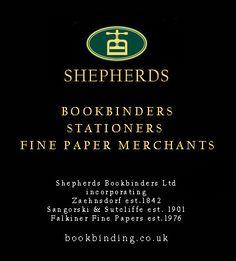 Shepherds Bookbinding Sangorski & Sutcliffe Falkiners