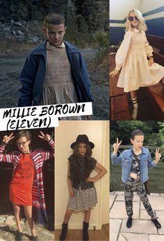 Stranger Things: o estilo das atrizes que interpretam Eleven, Joyce, Nancy e Barb http://www.dropsdasdez.com.br/drops-hits/stranger-things-o-estilo-das-atrizes/