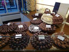 Chocolate in Amsterdam. Travel Holland multicityworldtravel.com