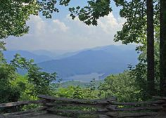 Great Smoky Mountains near Cherokee, NC ❤     Had a picnic here with two of our girls .