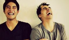 Ryan Higa and Dominic Sandoval (NigaHiga and D-Trix) double the love!