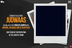 @foxstarhindi Presenting the new awesome#HuntForJudwaaswinners! Get ready to meet@varundvn,@jacquelinef143&@taapseeat trailer launch ��@nadiadwalagrandson#Judwaa#comedy#Bollywood#movie#acting#twins#judwaas#prem#raja#hunt#real#trailer#launch#releasing#29September#2017 http://misstagram.com/ipost/1556565598682962967/?code=BWaCCo7F1wX