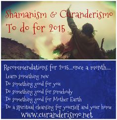 What to do on 2015...