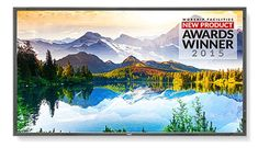 NEC E905 | 90 inch LED Backlit Commercial Grade Display One With Nature, Tv Reviews, Buyers Guide, Tvs, Coloring Books, The 100, Display, Commercial, November 2019