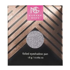Makeup Geek Foiled Eyeshadow Pan in High Wire
