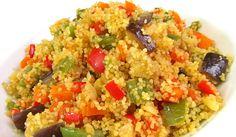 TODAS LAS RECETAS : Cous cous con verduras