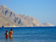 Thalassa, or sea. Greek Sea, Greek Islands, Greece, Waves, Mountains, Photo And Video, Outdoor, Greek Isles, Greece Country