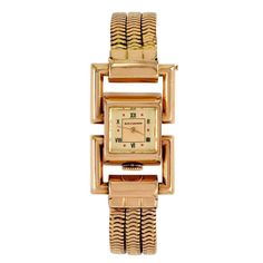 Shop luxury and designer wrist watches and other gold antique and vintage watches from the world's best jewelry dealers. Cute Watches, Vintage Watches, Wrist Watches, Citizen Dive Watch, Atomic Watch, Watch Image, Hand Wrist, Green Technology, Square Watch