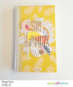 Libro alterado Sri Lanka by Lorena | Cromatismes