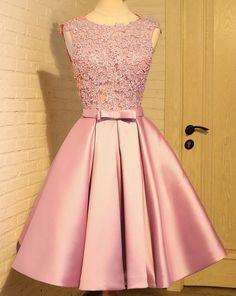 #1206 Sleeveless Dress Cute Formal Dresses, Grey Evening Dresses, Pretty Dresses, Beautiful Dresses, Short Dresses, Prom Dresses With Sleeves, Grad Dresses, Dance Dresses, Homecoming Dresses