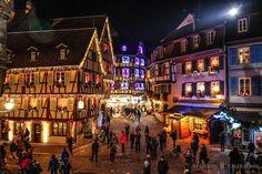 Hoy es nuestro segundo día de viaje en Alsacia y desde Mulhouse iremos a Eguisheim para después ir a conocer muchos lugares qué ver en Colmar en Navidad.