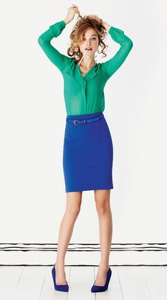 SMART SET - Collection - Spring 11. Love the colors