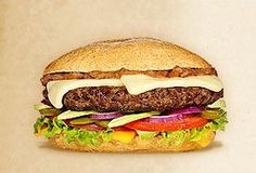 The Cheese & Burger Society features Wisconsin Cheese in delicious topping ideas for your homemade cheeseburger recipes. Pizza Hamburger, Hamburger Recipes, Beef Recipes, Cooking Recipes, American Burger Recipes, American Burgers, Homemade Cheeseburgers, Sandwiches, Cheeseburger Recipe