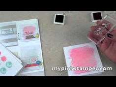 How to with Stampin' Up!'s Watercolor Wishes Kit & a Quick Card (Episode...
