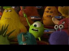 Monsters University - Trailer   Dravens Tales from the Crypt - http://www.dravenstales.ch/monsters-university-trailer/
