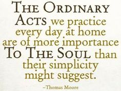 Ordinary Acts <3