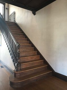 Simpson House Staircase