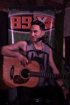 Thirty Seconds To Mars at HQ 89X Live X, Michigan.- 30-08-2014 (via https://www.facebook.com/media/set/?set=a.10152675531317432.1073742184.10596292431&type=1