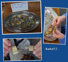 "Pirates: Unlocking padlocks for the treasure chests - from Rachel ("",)"