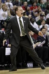 Izzo at the Saint Louis 3rd round win