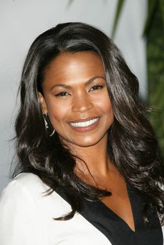 NIA LONG - A Very Talented & Classy Beautiful Lady.  I Think She's A Natural In Dramatic / Serious Roles Too