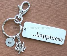 Hey, I found this really awesome Etsy listing at http://www.etsy.com/listing/156654201/personalized-weed-key-chain-marijuana